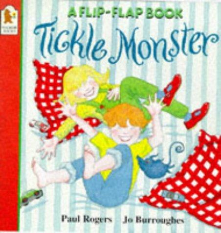 9780744563108: Tickle Monster (Flip the Flap)