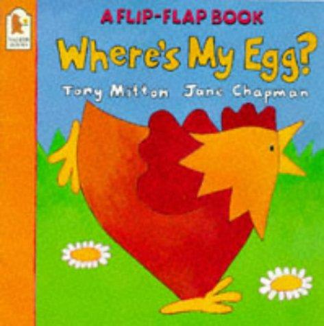 9780744563122: Where's My Egg (Flip the Flap)