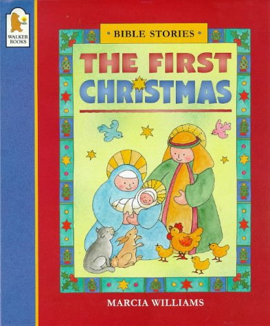 9780744563177: The First Christmas (Bible Stories)