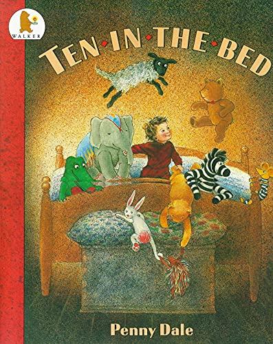 9780744563252: Ten in the Bed (Big Books)