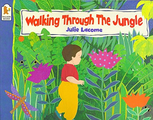 9780744563269: Walking Through the Jungle (Big Books)