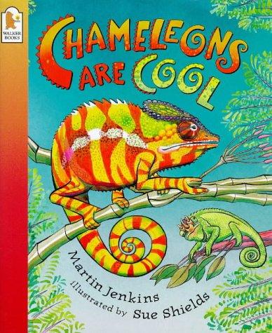 9780744563337: Chameleons are Cool