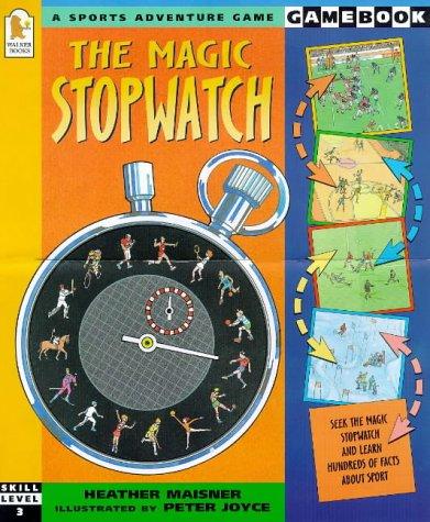 9780744563429: Magic Stopwatch (Gamebook)