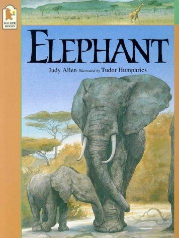 9780744563528: Elephant (Animals at Risk)