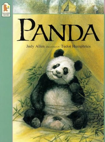 Panda (Animals at Risk) (9780744563535) by Judy Allen