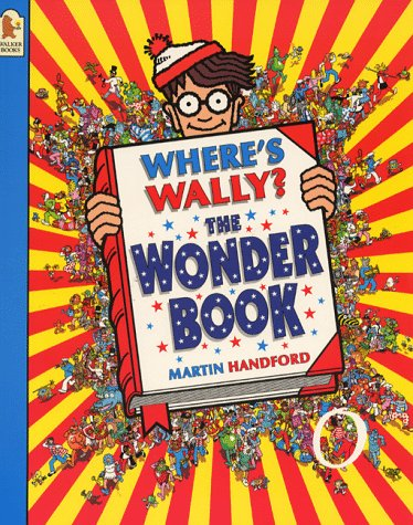 9780744563610: Where's Wally? Wonder Book: The Wonder Book
