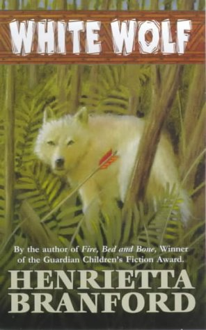 9780744563955: White Wolf