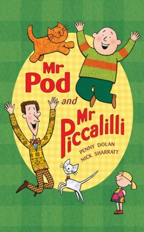 9780744565751: Mr Pod and Mr Piccalilli