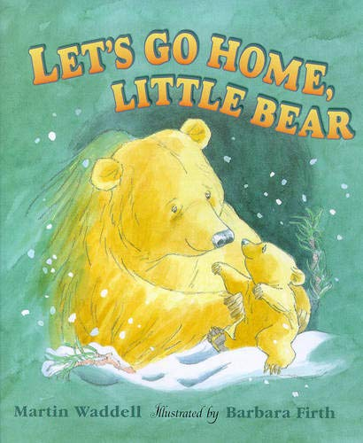 9780744567205: Let's Go Home Little Bear (Big Bear & Little Bear)
