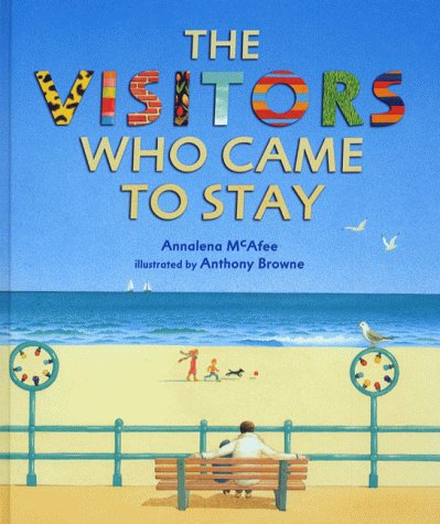 9780744567731: Visitors Who Came To Stay