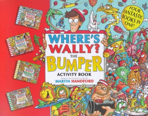 9780744567762: Where's Wally? Bumper Activity Book