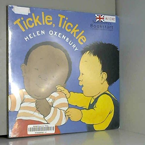 Tickle Tickle (9780744567847) by Helen Oxenbury