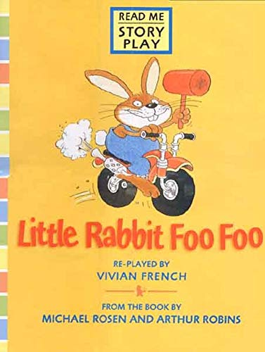 9780744568509: Little Rabbit Foo Foo: Big Book (Story Plays)