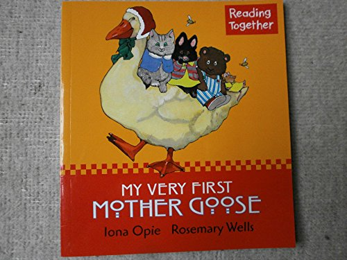 9780744568677: My Very First Mother Goose (Reading Together)
