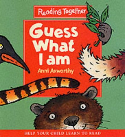 9780744568721: Guess What I Am (Reading Together Level 1)