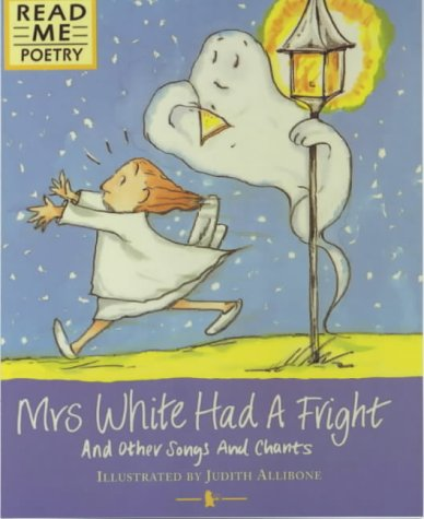 9780744568790: Mrs White Had A Fright (Read Me: Poetry)