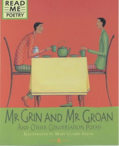 9780744568813: Mr Grin And Mr Groan (Read Me: Poetry)