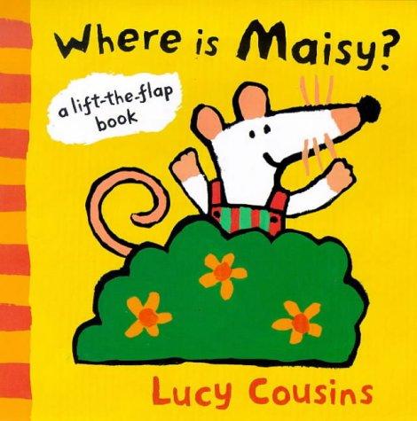 9780744569193: Where Is Maisy? Flip Flap Board