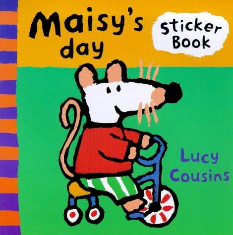 9780744569223: Maisy's Day Sticker Book