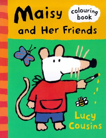 9780744569247: Maisy And Friends Colouring Book