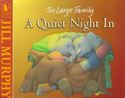 9780744569254: A Quiet Night in (Big Book)