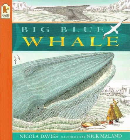 9780744569292: Big Blue Whale (Big Books Series)