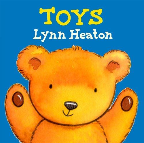 Toys Chunky Board Book: Heaton, Lynn