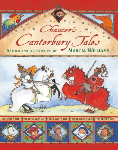 9780744570076: Chaucer's Canterbury Tales