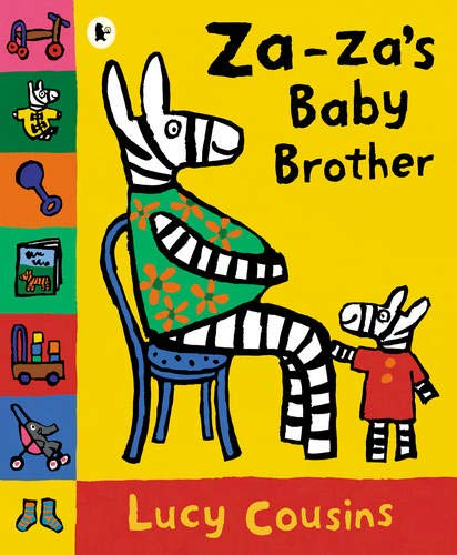 9780744570267: Za Za's Baby Brother Board Book