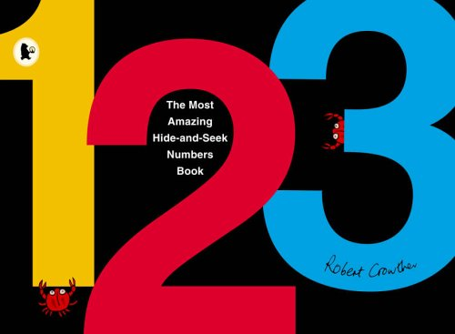 9780744570281: Most Amazing Hide-And-Seek Numbers Book