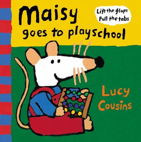 9780744570359: Maisy Goes To Playschool Mini