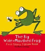 9780744570373: Big Wide-mouthed Frog Jigsaw Book