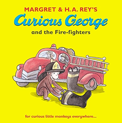 9780744570496: Curious George and the Fire-fighters (Curious George)