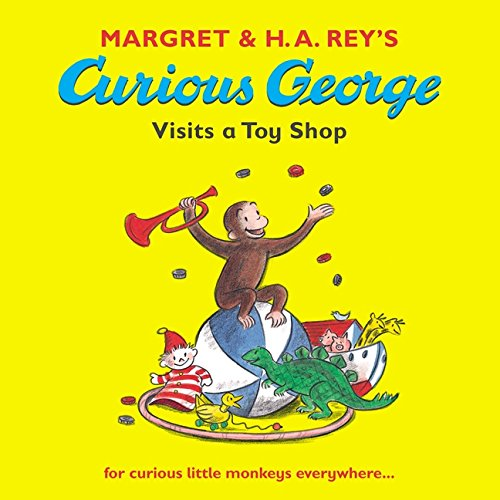 9780744570502: Curious George Visits a Toy Shop