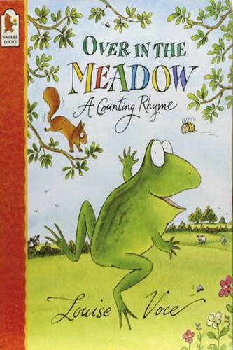 9780744572094: Over in the Meadow: A Counting Rhyme