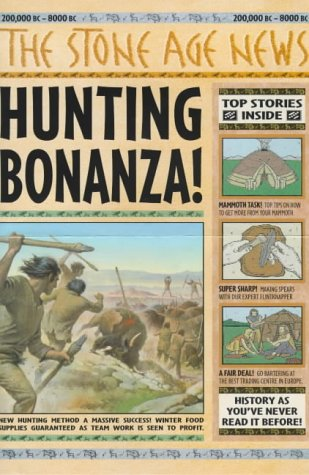 9780744572506: The Stone Age News