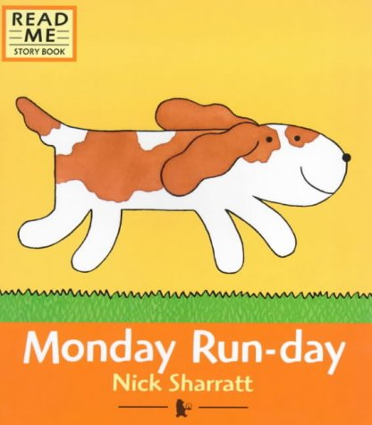 9780744572704: Monday Run-day (Read me story book)