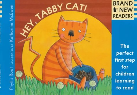 9780744573718: Hey, Tabby Cat (Brand New Readers)