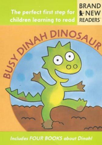 9780744573886: Busy Dinah Dinosaur (Brand New Readers)