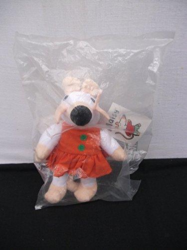 9780744574739: Maisy Mouse Small Soft Toy: Orange Dress