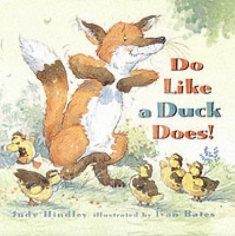9780744575613: Do Like a Duck Does!