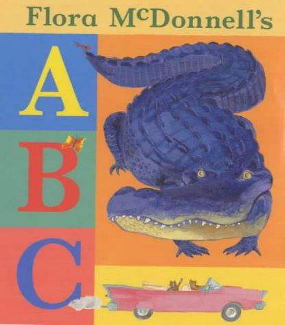 9780744575842: Flora Mcdonnell's ABC