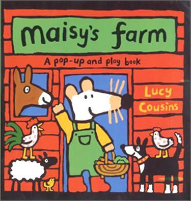 9780744575873: Maisy's Farm Playset
