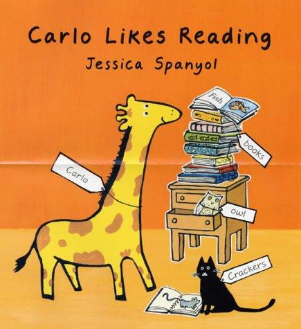 9780744575903: Carlo Likes Reading