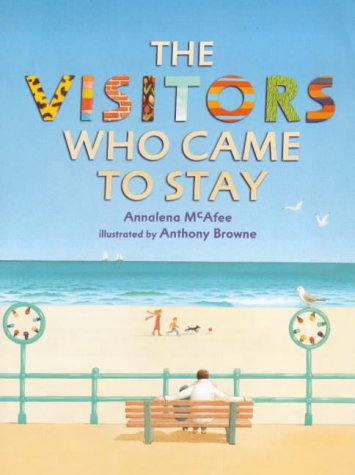 9780744577068: Visitors Who Came To Stay