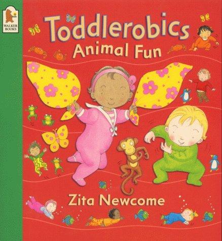 9780744577877: Toddlerobics: Animal Fun