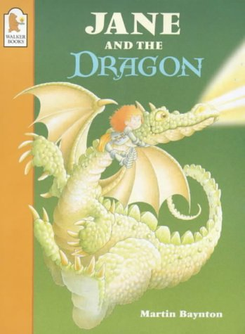 Jane and the Dragon (0744578108) by Martin Baynton