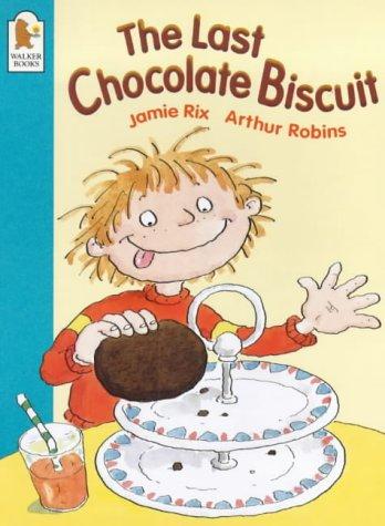 9780744578133: Last Chocolate Biscuit
