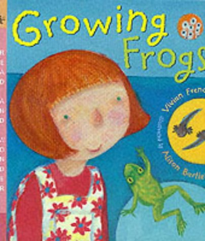 9780744578195: Growing Frogs (Read & Wonder)