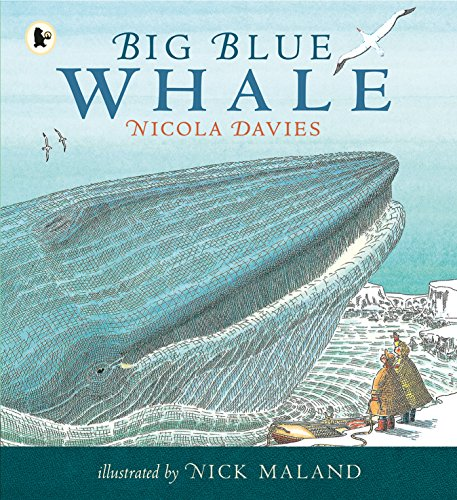 9780744578966: Big Blue Whale (Nature Storybooks)